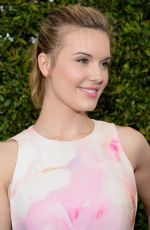 MAGGIE GRACE at John Varvatos at 2015 Stuart House Benefit in Los Angeles