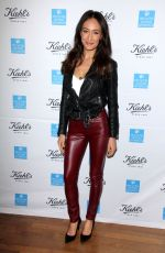 MAGGIE Q at Kiehl's 2015 Earth Day Project in Santa Monica