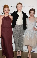 MAISIE WILLIAMS at The Falling London Gala Premiere in London