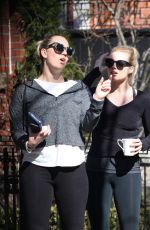 MARGOT ROBBIE Out and About in Toronto