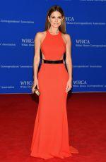 MARIA MENOUNOS at White House Correspondents Association Dinner in Washington