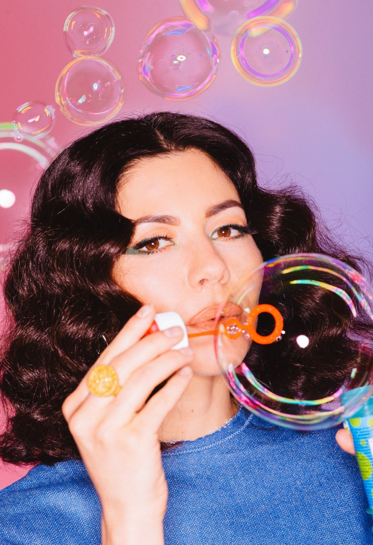 Marina Diamandis Mike Massaro Photoshoot For Diy Hawtcelebs