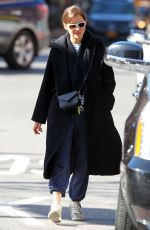 MARION COTILLARD Out and About in New York