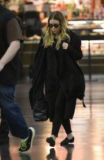 MARY KATE OLSEN at JFK Airport in New York