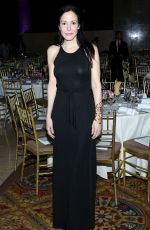 MARY-LOUISE PARKER at 2015 Center Dinner in New York