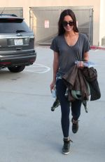 MEGAN FOX at LAX Airport in Los Angeles 04/23/2015
