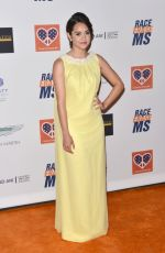 MEGAN NICOLE at 2015 Race to Erase MS Event in Century City