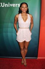 MELANIE BROWN at 2015 NBCUniversal Summer Press Day in Pasadena