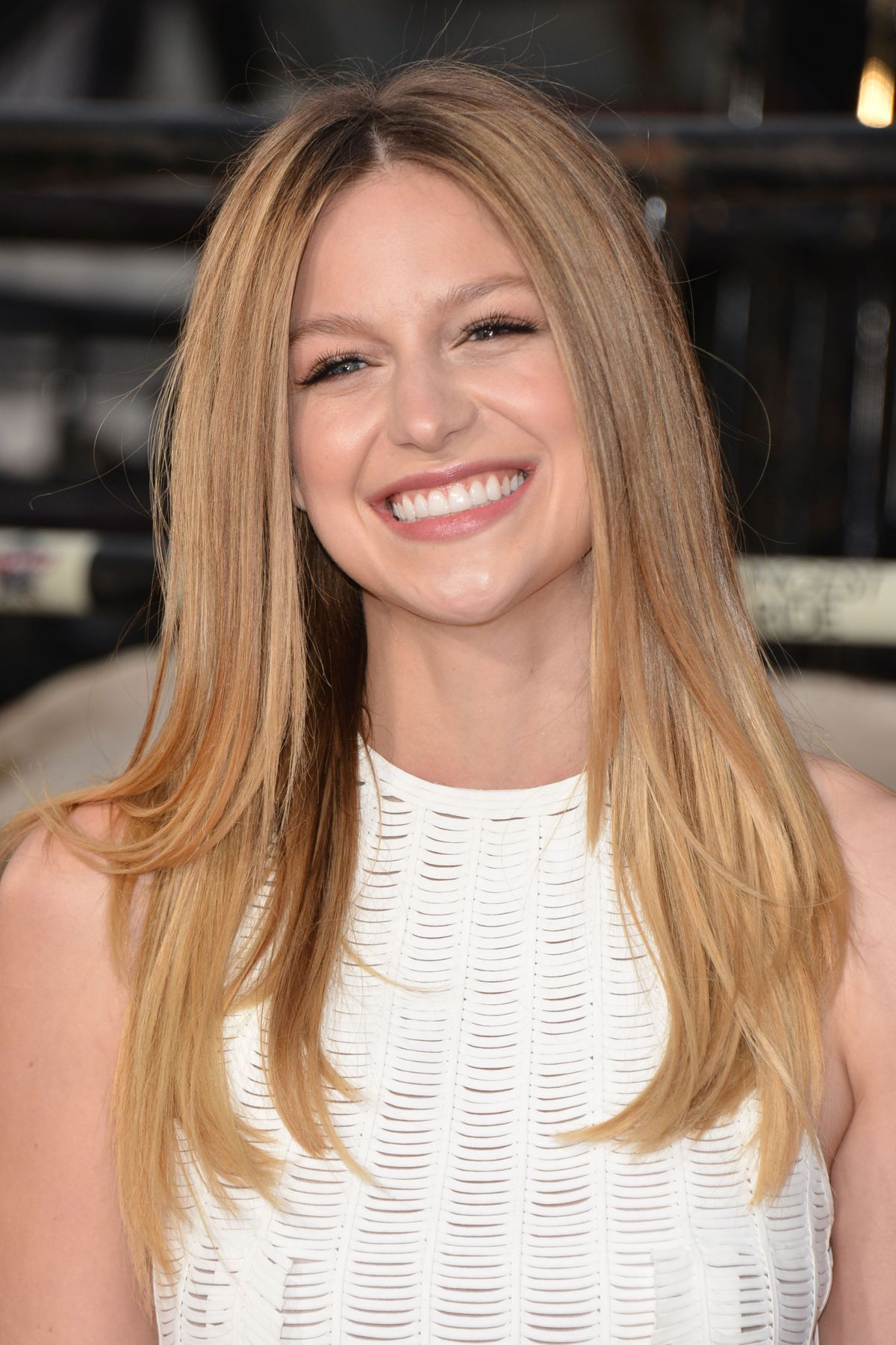 Melissa Benoist on the longest ride