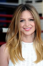 MELISSA BENOIST at The Longest Ride Premiere in Hollywood