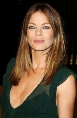 MICHELLE MONAGHAN at Burberry London in Los Angeles Event in Los Angeles