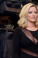 MICHELLE MONE at Debenhams Launch in Glasgow