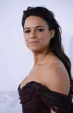 MICHELLE RODRIGUEZ at Furious 7 Premiere in Hollywood