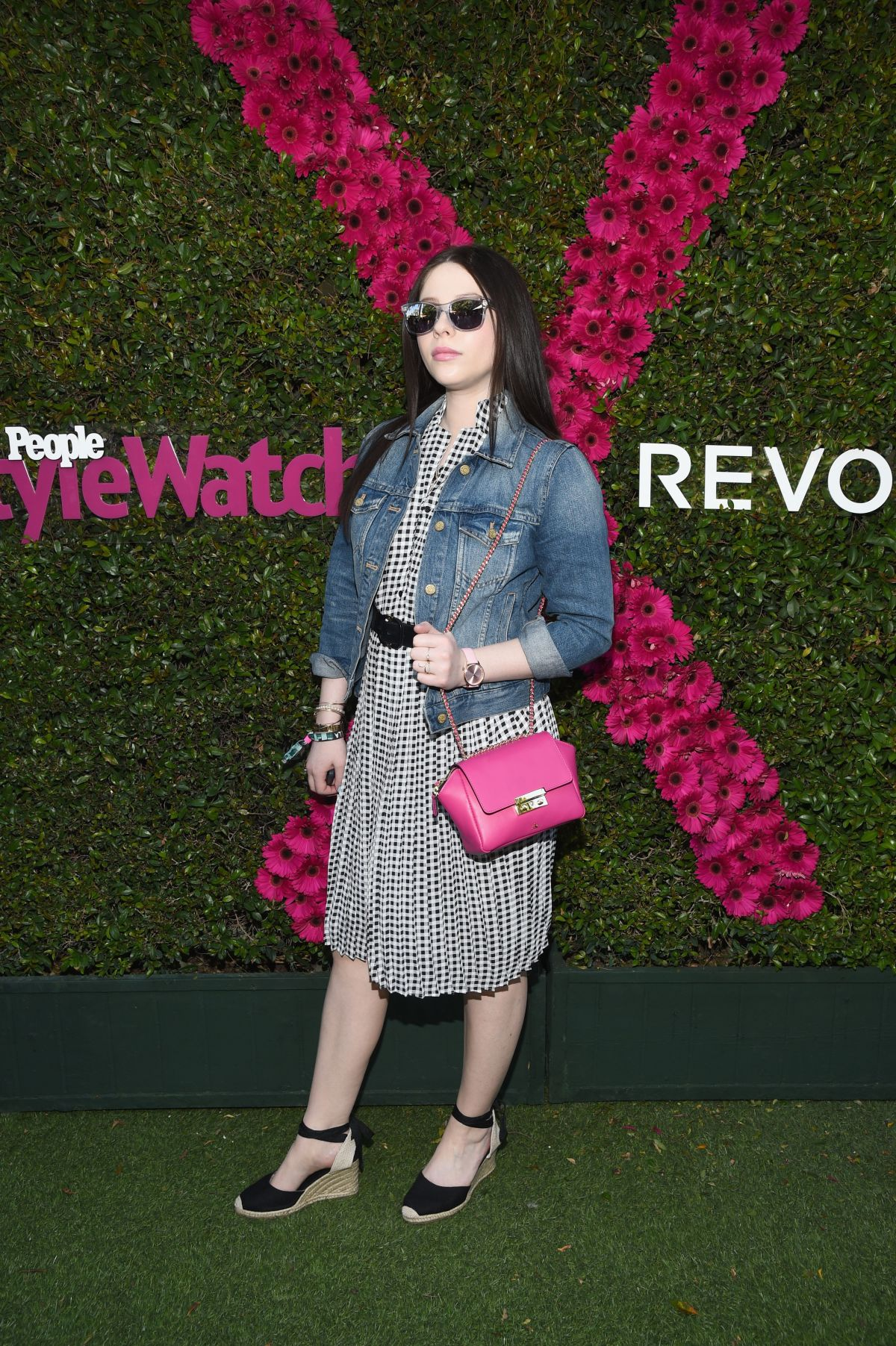 MICHELLE TRACHTENBERG at People Stylewatch & Revolve Fashion and Festival Event in Palm Springs