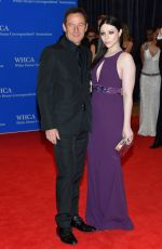 MICHELLE TRACHTENBERG at White House Correspondents Association Dinner in Washington