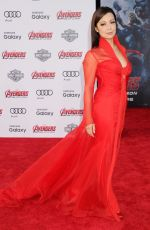 MING-NA WEN at Avengers: Age of Ultron Premiere in Hollywood