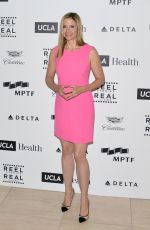 MIRA SORVINO at 4th Annual Reel Stories Real Lives Benefit in Hollywood