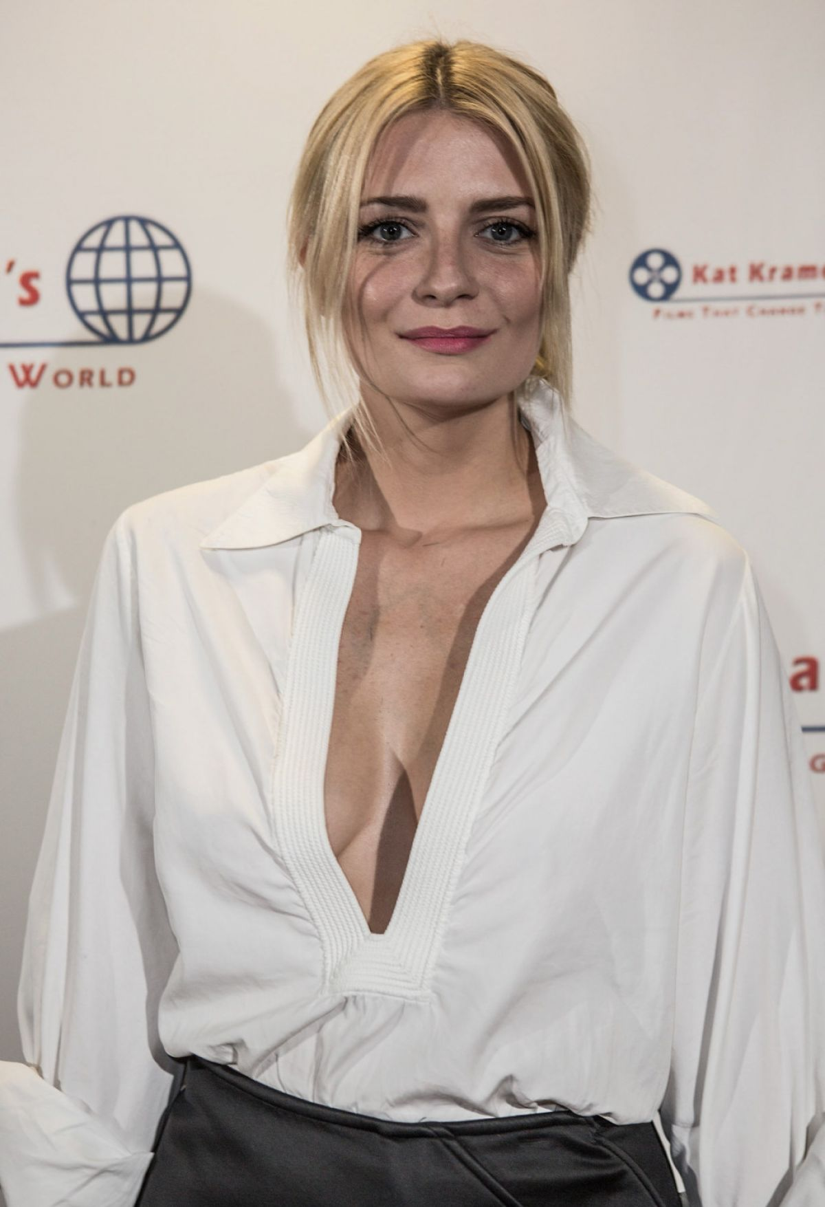 MISCHA BARTON at Bhopal: A Prayer for Rain Screening in Los Angeles Mischa Barton