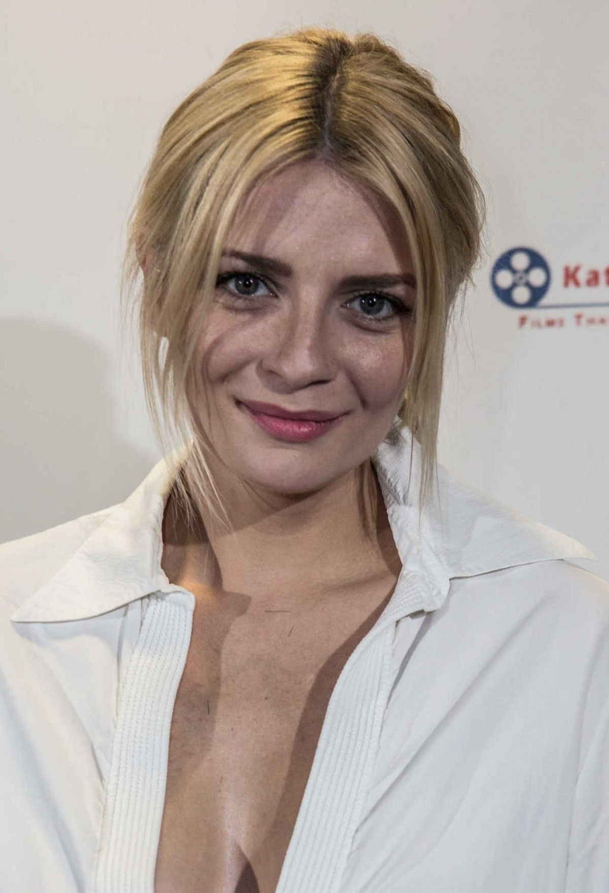 MISCHA BARTON at Bhopal: A Prayer for Rain Screening in Los Angeles ... Mischa Barton