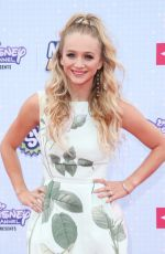 MOLLEE GRAY at 2015 Radio Disney Music Awards in Los Angeles