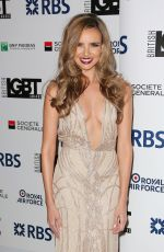 NADINE COYLE at LGBT Awards 2015 in London