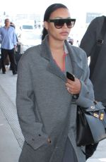 NATA RIVERA at LAX Airport in Los Angeles 04/27/2015