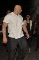 NICKI MINAJ Leaves Playhouse Nightclub in Hollywood 04/24/2015