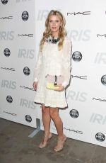 NICKY HILTON at Iris Premiere at Paris Theatre in New York