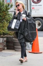NICKY HILTON Out in New York 04/22/2015