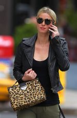 NICKY HILTON Out in New York 04/27/2015