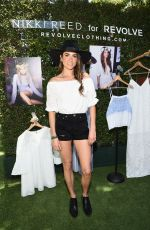 NIKKI REED at People Stylewatch & Revolve Fashion and Festival Event in Palm Springs