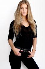 NINA AGDAL - Elite NYC Photoshoot