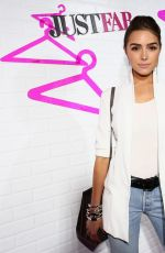 OLIVIA CULPO at Justfab Ready-to-wear Launch Party in West Hollywood