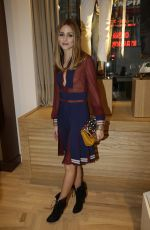 OLIVIA PALERMO at Tommy Hilfiger Boutique Opening Party in Paris