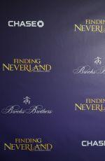 OLIVIA WILDE ar Finding Neverland Opening Night in New York