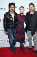 OLIVIA WILDE at Body Team 12 Premiere at 2015 Tribeca Film Festival in New York