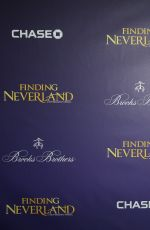 OLIVIA WILDE at Finding Neverland Opening Night in New York