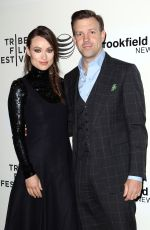 OLIVIA WILDE at Sleeping with Other People Premiere in New York