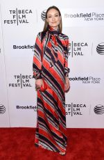 OLIVIA WILDE at Tumbledown Oremiere at Tribeca Film Festival in New York