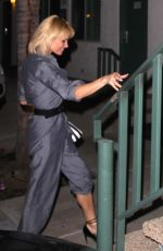 PAMELA ANDERSON Night Out in Hollywood
