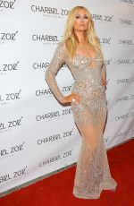 PARIS HILTON at Charbel Zoe Melrose Store Opening in Los Angeles