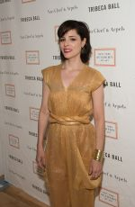 PARKER POSEY at 2015 Tribeca Ball in New York