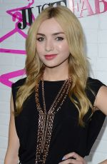 PEYTON LIST at Justfab Ready-to-wear Launch Party in West Hollywood