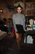 PIA TOSCANO at The Glam App's Glamchella Event in Los Angeles