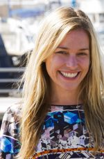 PIPER PERABO at The Fight Photocall at Miptv 2015 in Cannes