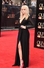 PIXIE LOTT at 2015 Oliver Awards in London
