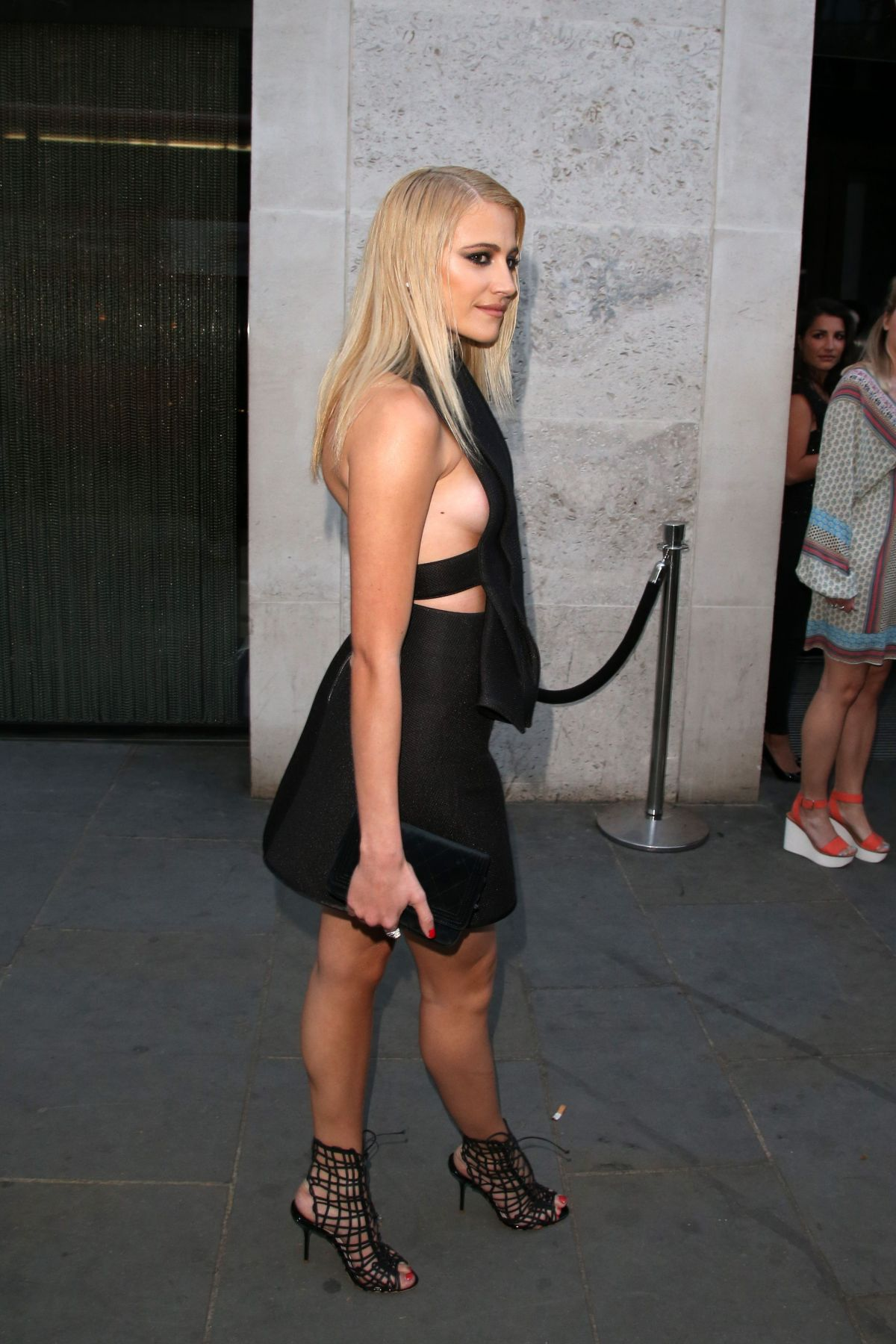 PIXIE LOTT at Notion Magazine Launch in London