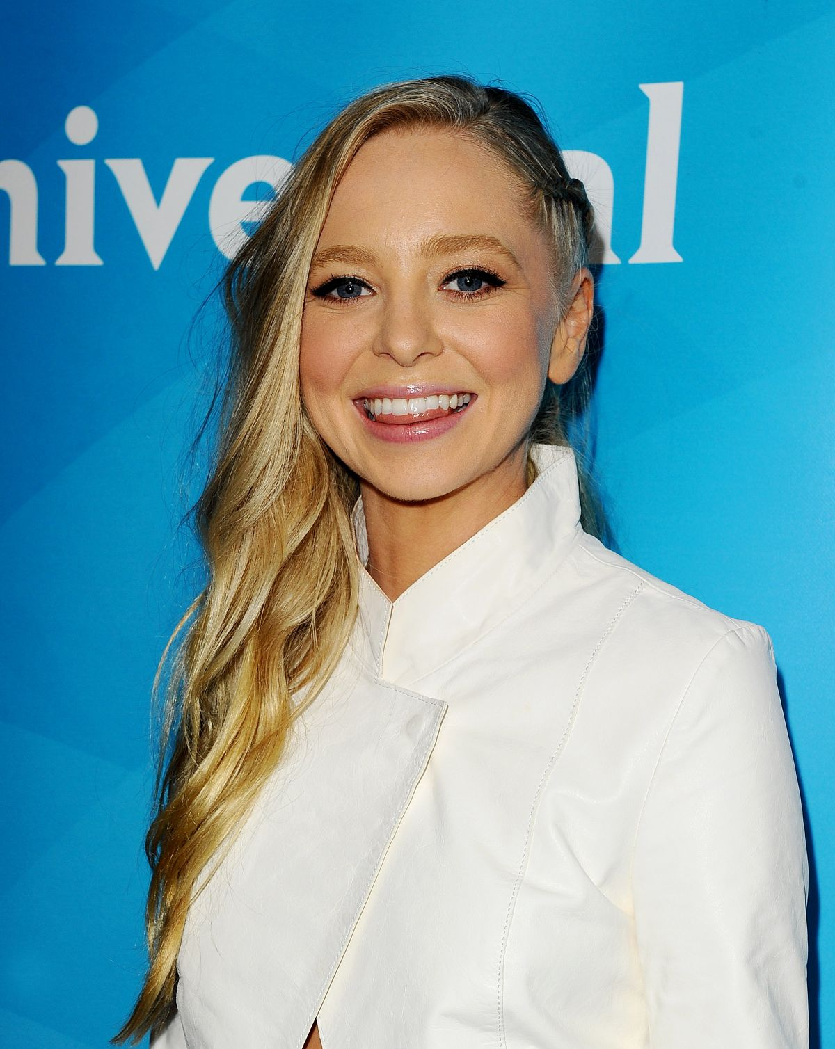 PORTIA DOUBLEDAY At 2015 NBCUniversal Summer Press Day In
