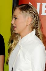 PORTIA DOUBLEDAY at 2015 NBCUniversal Summer Press Day in Pasadena