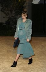 Pregnant JAIME KING at Burberry London in Los Angeles Event in Los Angeles